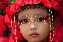 Children of the world ✿⊱╮♥❤♥ / ~  Precious children from around the world ~ / by ✿⊱Tricia ♥·:*¨¨*:·♥ Wood ✿⊱