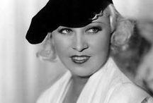Mae West  / My main bitch <3