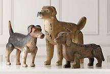 Dog Statues / We have now seen so many wonderful dog statues that they deserve a board of their own! / by LoyaltyOfDogs.com