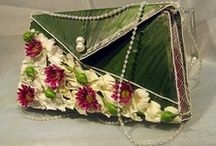 Floral Purses  *♥☆➳ / by ✿⊱Tricia ♥·:*¨¨*:·♥ Wood ✿⊱