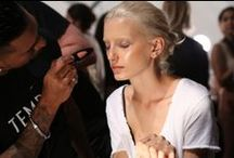 Fashion Week Beauty / Fashion week's the perfect time to witness the season's new beauty trends! Here are some of our favorite beauty moments on the runway at Fashion Week. / by TEMPTU AIRBRUSH MAKEUP