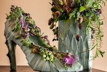 Botanical Couture *♥ ✿⊱╮♥❤♥ / by ✿⊱Tricia ♥·:*¨¨*:·♥ Wood ✿⊱