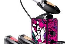 TEMPTU X Patricia Field / Introducing the TEMPTU Patricia Field Collection: available November 1, 2013. / by TEMPTU AIRBRUSH MAKEUP