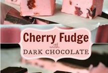 Food, Fudge-O / Fudge and Truffles / by Beth Robey