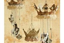 Crowns & Cones / by Beth Robey