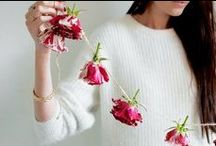natural love day / natural DIY projects for valentines day