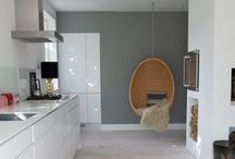 HOME STYLE - GORGEOUS GREIGE / BEIGY GREY INTERIORS WHICH ARE COOL AND NEUTRAL