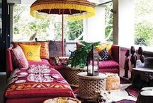 HOME STYLE - ECLECTIC BOHO
