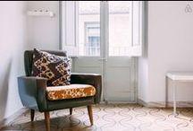 my Work: interiors & architecture