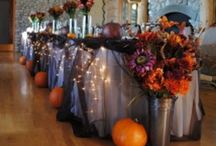 Halloween Weddings / Great ideas for your Halloween wedding - some spooky, some elegant - all of them fun!