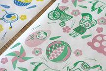 I love paper * trésors en papier / It is about paper made items! It can be notebooks, printables, letter sets...