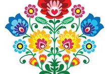Russian Folk Art / Traditional Russian Folk Art