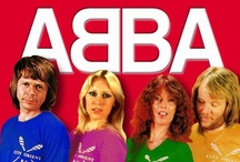 Sweden ABBA / by DalaHorse MANIA