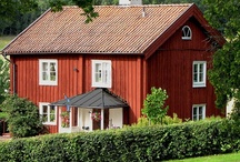 Sweden Home & Interior / I dream of building one of these.... / by DalaHorse MANIA