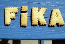 Sweden FIKA / FIKA is Swedish word for 'Coffee with friends'.... Hej, shall we FIKA ? / by DalaHorse MANIA