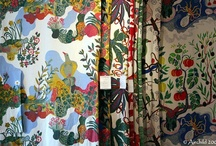 Sweden Fabric / by DalaHorse MANIA