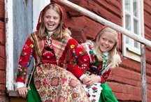 Swedish Costume / by DalaHorse MANIA