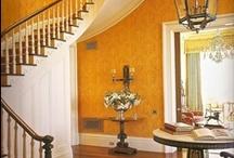 Interiors: Colour