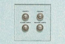 Push Buttons for Home Automation & Lighting Control Systems