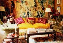 Interiors: Opulent