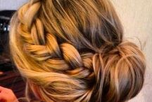 UPDO's / by Mary Kate Kane