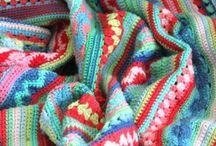 Patroon Engelse Crochet along
