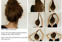 Hair tutorial...✄