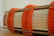 BOOKBINDING / Bookbinding - boxmaking - handmade