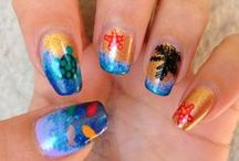 Le mie zampette decorate! / #Nails #Nail #Nailart