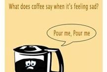 Coffee Coffee Coffee / Coffee Memes, Coffee Sayings, Doodles about Coffee, etc