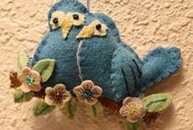 Birds to Craft / by Shannon Kelly