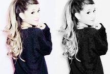Ariana Grande / Role model