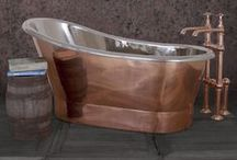 Copper Baths From Hurlingham / Our stunning collection of Copper baths