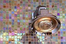 Bathroom Decor Inspiration / *Note: Not Hurlingham The Bath Company Products*