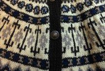My knitting ! / Ting jeg har strikket