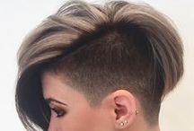 HAIR / Avant garde, sculpting hair, hair couture, the best pins pinned!
