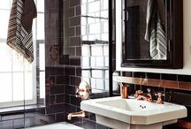 All About BATHROOMS