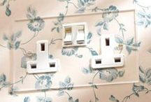 Socket Outlets / A selection of UK, USA and European socket outlets in all the Forbes & Lomax finishes including, Invisible, Antique Bronze, Unlacquered Brass, Nickel Silver, Verdigris, Stainless Steel and Painted