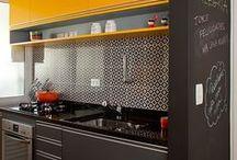 Inspirações de cômodos / Quartos, salas, cozinhas, etc