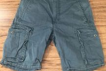 SecondHand Shorts / Woodentip.com is a vintage clothing website for men.  Pre-owned, worn, second hand and used men shorts with style.  #second #hand #vintage #rare #clothes #pre #owned #SecondHand #worn #preowned #casual #men #dude #boy #guy #pants #shorts