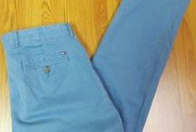 SecondHand Trousers / Woodentip.com is a vintage clothing website for men.  Pre-owned, worn, second hand and used men trousers with style.  #second #hand #vintage #rare #clothes #pre #owned #SecondHand #worn #preowned #casual #men #dude #boy #guy #office #wear #shirts