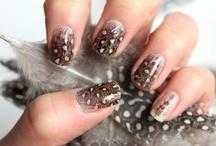 Uñas decoradas / Uñas decoradas y nail art | decoración de uñas sencilla | manicuras