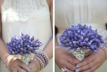 Bridal Nails / Wedding manicure / Ideas for a bridal manicure. Beautiful nails for brides. Uñas de Novia para el día de la boda. Nailistas.com