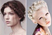 Hai Hai Hair Cabello!!! / Hair tendencies. Beautiful photographs. Tendencias de cabello. Fotografías muy cuidadas.