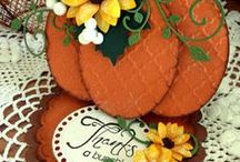 Fall cards / by Carol Werner