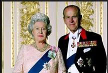 Queen Elizabeth II & Prince Phillip