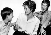 Diana  The People's Princess & Her Princes / by Debra Jones
