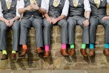 Groomsmen / Tips and ideas for groomsmen poses, suits, ect. What will your dudes wear when giving their best man speech?