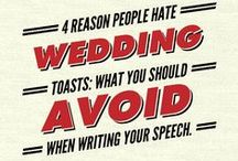 Word To The Wise / We can help you with your speech, but there are so many other things to consider. We at Laugh Staff want you to be as prepared as possible!