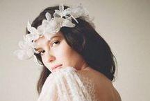 Beautiful Brides / It's hard to poke fun at a bride, so we won't. Enjoy beautiful bridal looks here.